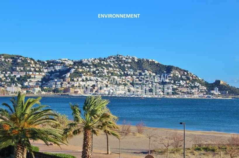 immo roses espagne: appartement ref.3102, aperçu de la baie et du Puig Rom aux environs