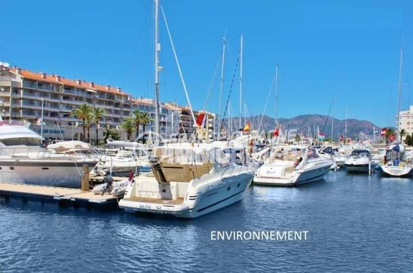vente immobilier costa brava: villa ref.3566, port de plaisance à proximité