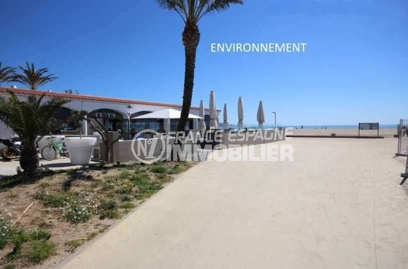 maison a vendre espagne catalogne, ref.3566, restaurants aux alentours de la plage