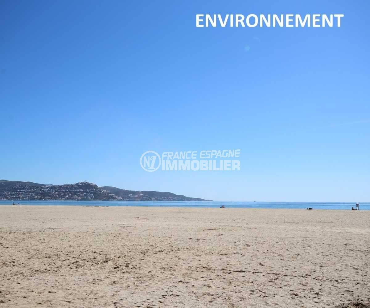 costabrava immo: villa ref.3566, vue sur la mer et les montagnes environnantes
