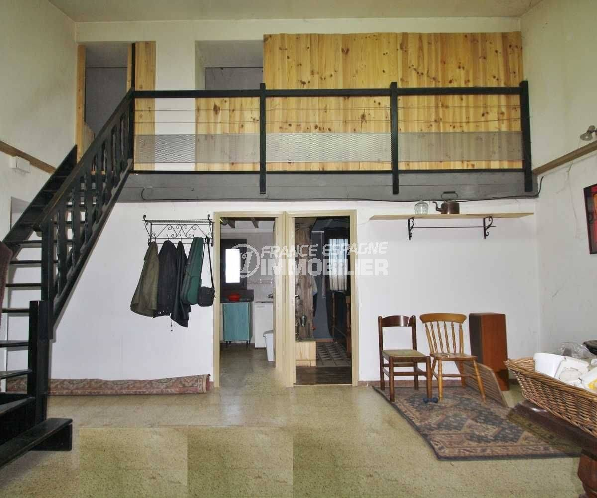 maison a vendre costa brava pas cher, 109 m² sur grand terrain proche Palau
