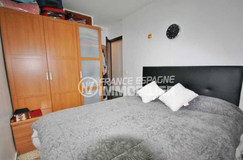 agence immo rosas: appartement ref.3579, aperçu de la première chambre