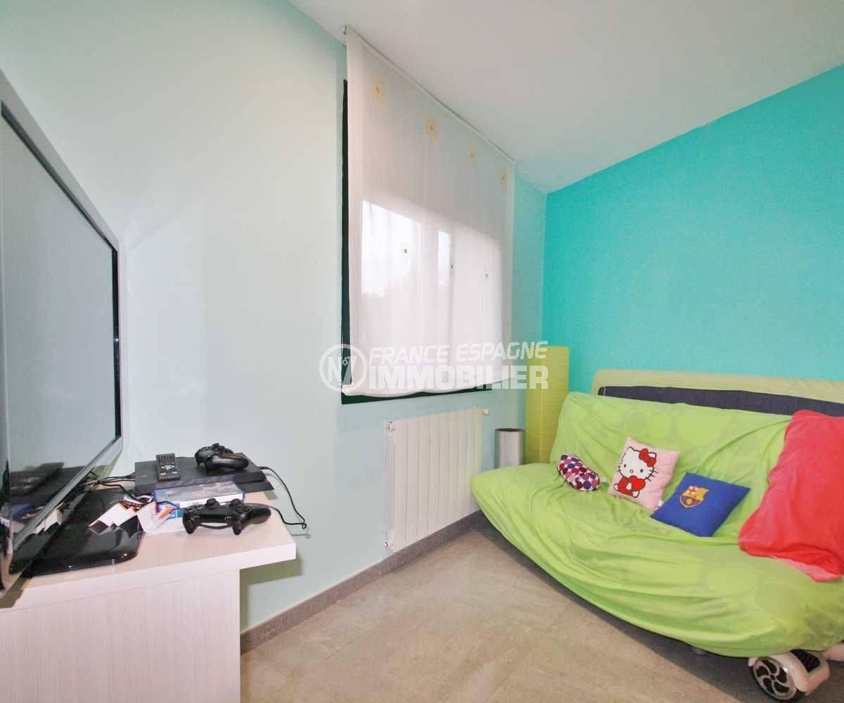 achat maison espagne costa brava, ref.3582, quatrième chambre chauffage centrale