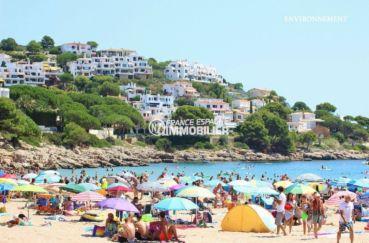 achat costa brava: villa ref.3582, aperçu de la plage à 10 min aux alentours