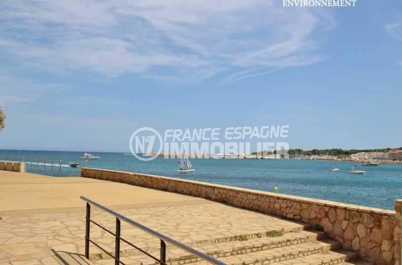 achat villa costa brava, ref.3582, accès direct à la plage aux environs