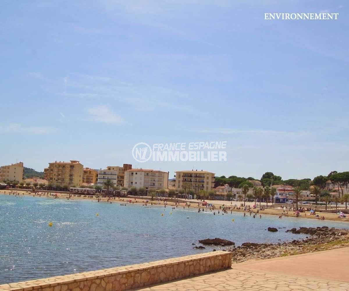 acheter sur la costa brava: villa ref.3582, plage et commerces aux alentours