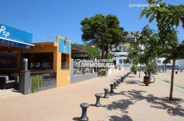 costa brava maison a vendre, ref.3582, restaurants à proximité de la plage