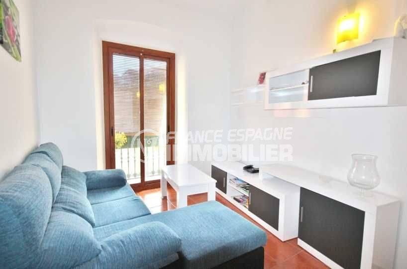 Castello d' Empuries appartement centre ville a 200 m des commerces village atypique
