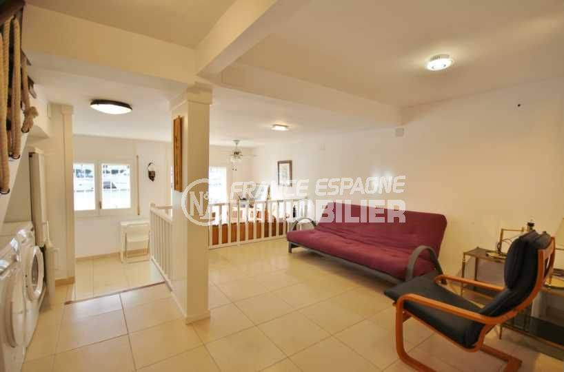 santa margarita rosas, maison a vendre 75 m² , 3 chambres, amarre & garage