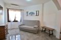 appartement empuriabrava, 2 pièces 40 m², salon avec terrasse, carrelage au sol
