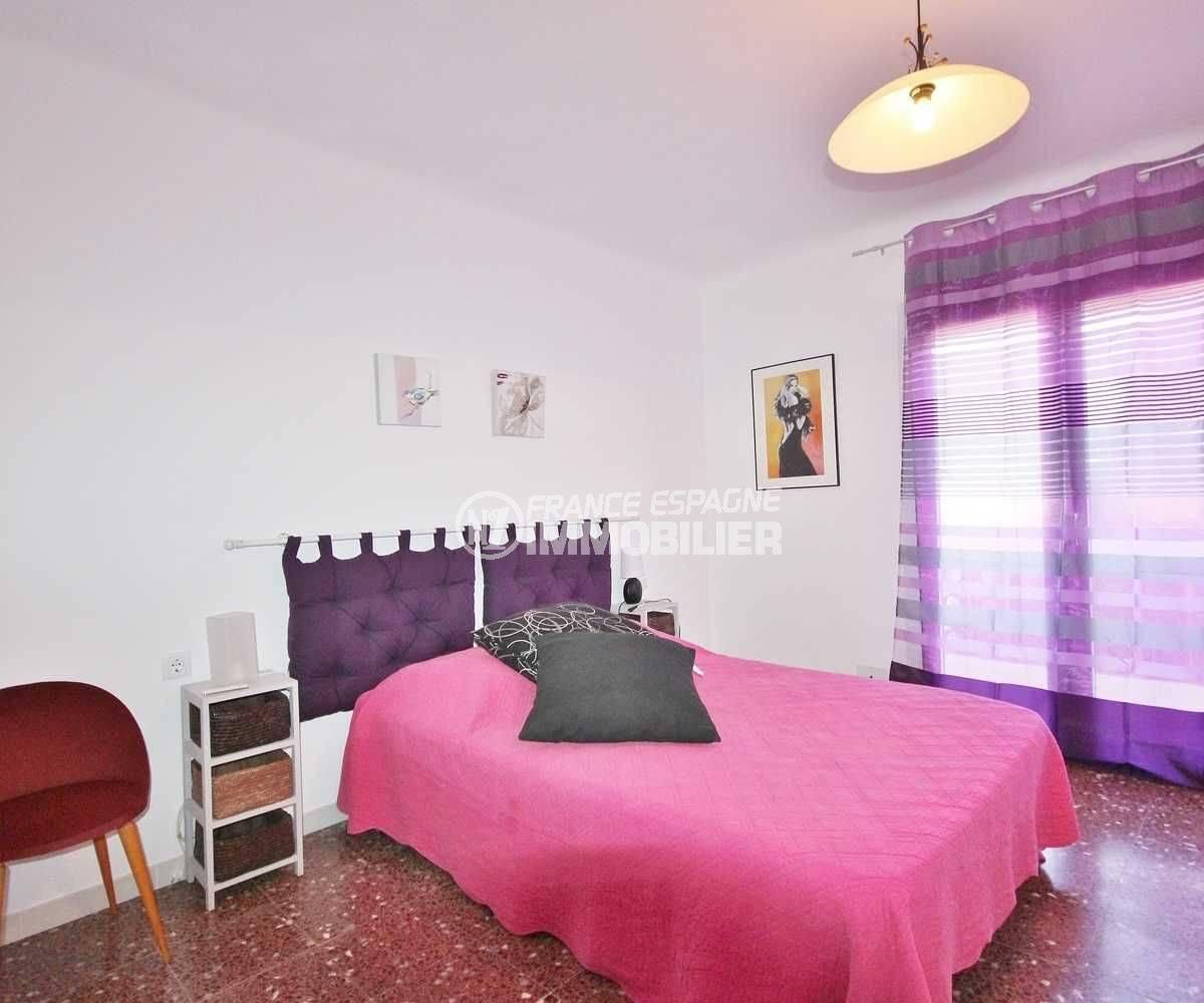 agence immo rosas: appartement ref.3598, aperçu de la seconde chambre