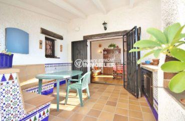 vente immobiliere espagne: villa 84 m², grande terrasse accès salon