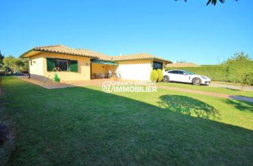 achat immobilier costa brava: ref.3621, villa de 187 m² avec double garage