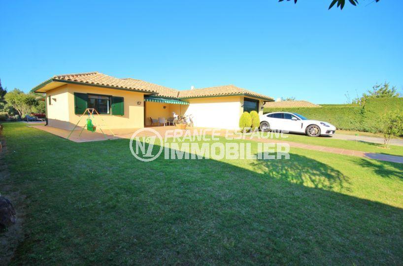 maison a vendre espagne, ref.3621, résidence standing avec golf, possibilité piscine