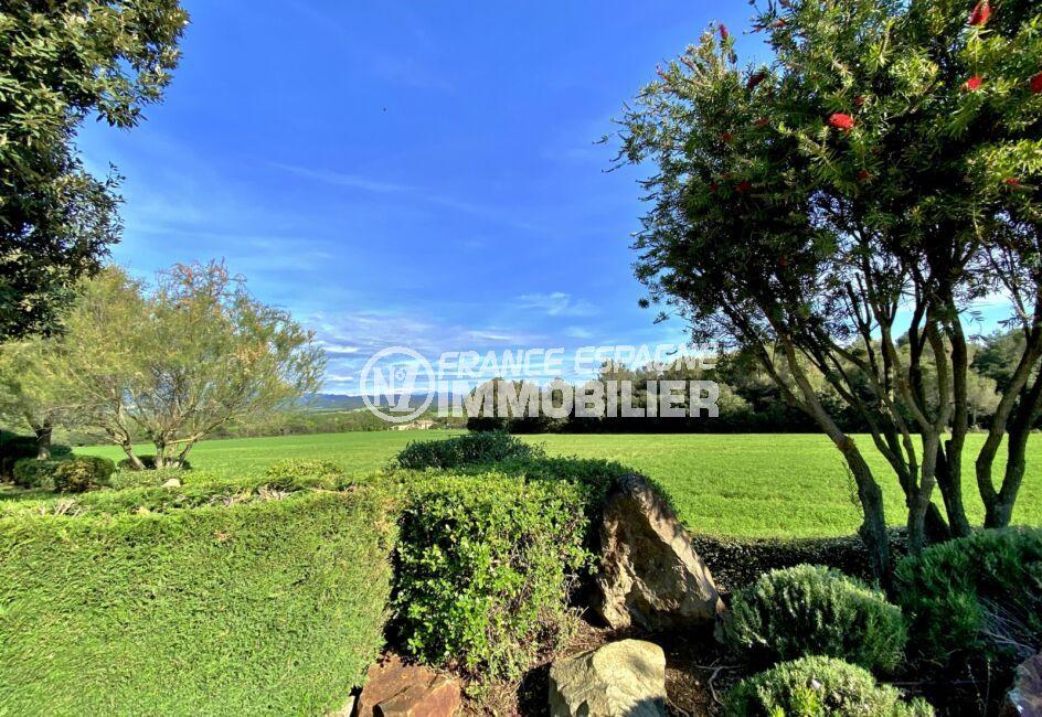 acheter en espagne: villa 187 m² avec terrain arboré et fleuri de 187 m²