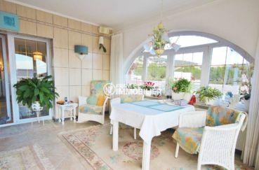 immobilier roses espagne: villa ref.3616, aperçu du séjour, coin détente