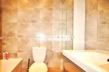 maison a vendre empuriabrava, ref.3607, salle de bains: baignoire, vasque et wc