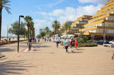 appartements a vendre costa brava, ref.3606, promenade le long de la plage à 10 minutes à pied