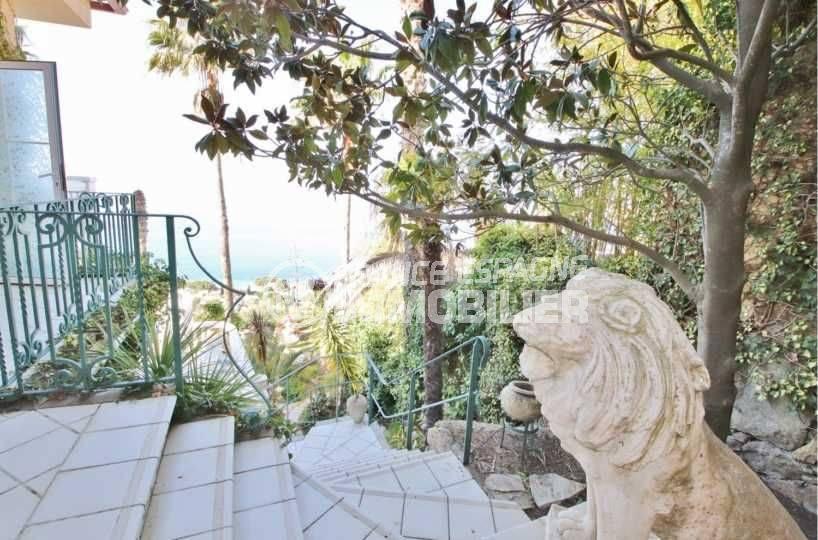 maison a vendre rosas vue mer, ref.3614, vue mer magnifique, jardin et aménagements élégants