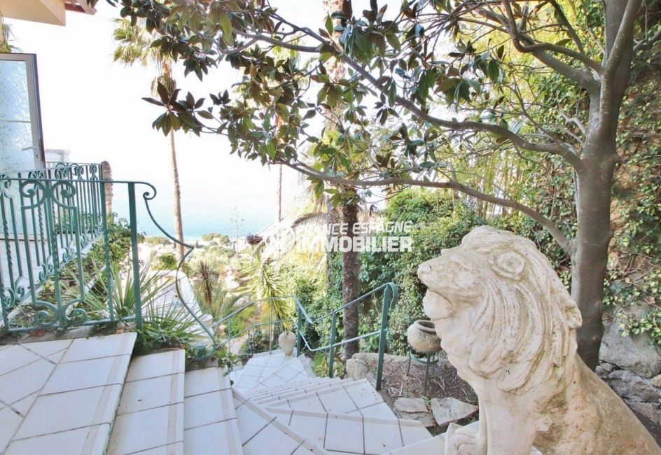 maison a vendre rosas vue mer, ref.3614, vue mer magnifique, jardin arboré