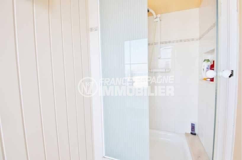 vente immobiliere rosas espagne: villa ref.3614, douche extérieure pour le sauna
