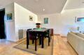 achat maison en espagne costa brava, 187 m² avec salon, coin repas, table et chaises