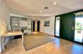 achat villa espagne costa brava, 187 m² avec grand hall d'entrée aménagé d'un bureau