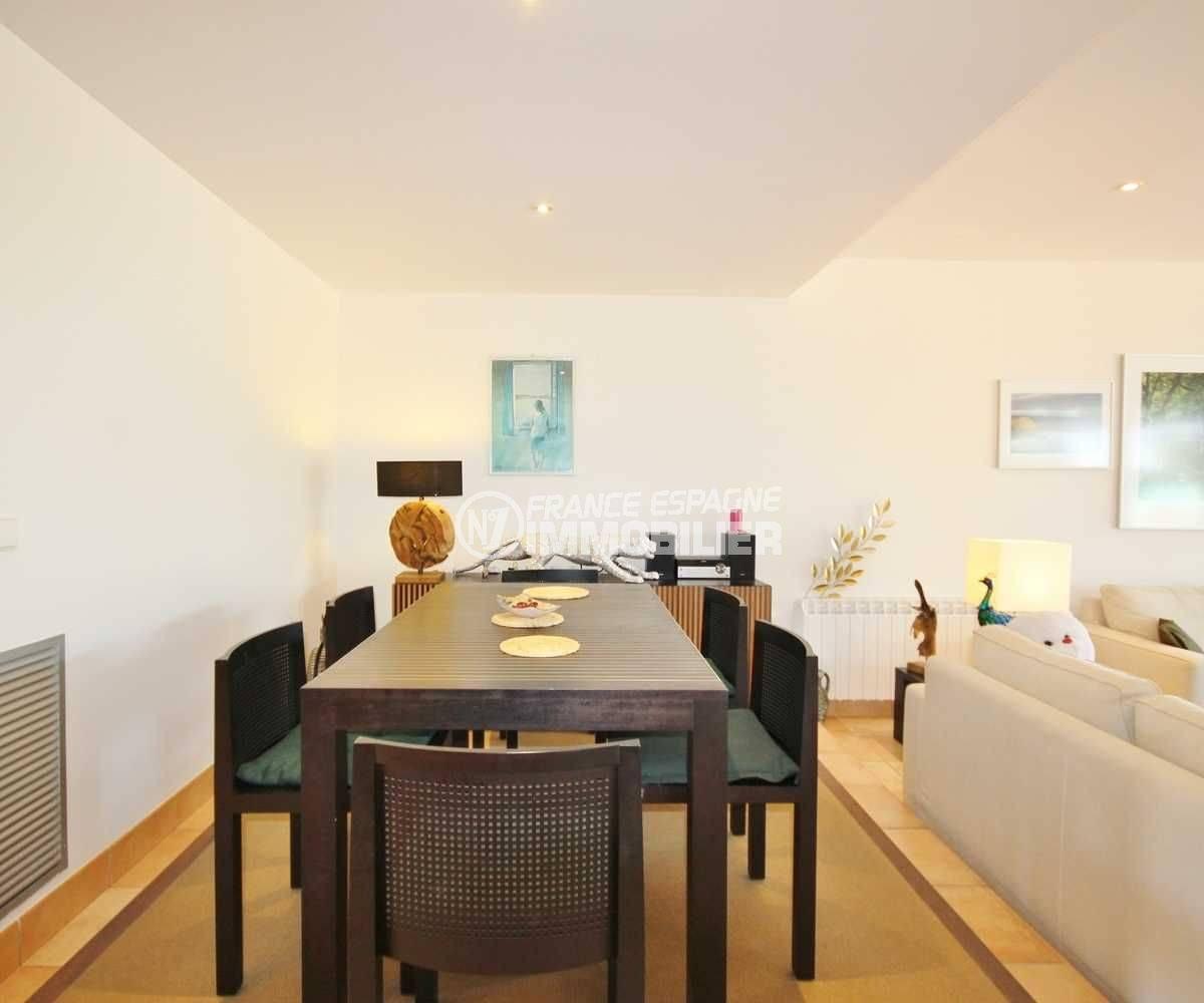 achat villa costa brava, ref.3621, salle à manger avec des rangements