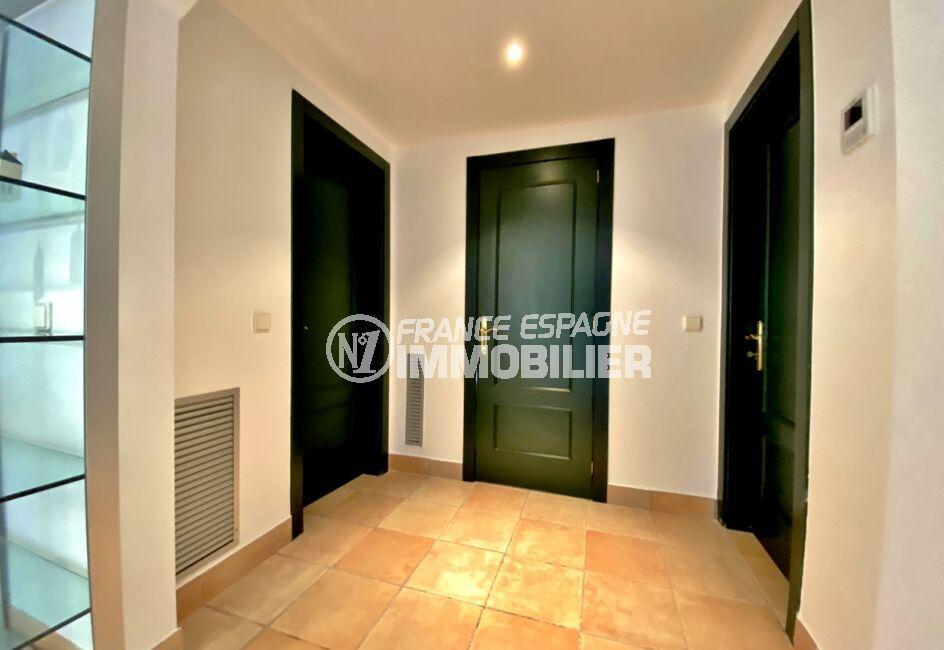 vente immobilier costa brava: villa 187 m², climatisation réversible, gainable, neuve
