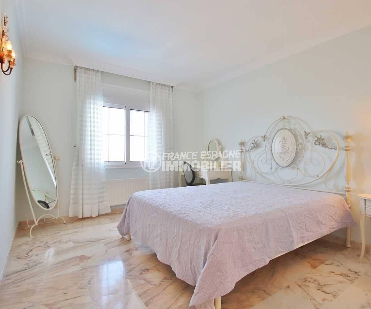 agence immobilière roses: villa ref.3614, chambre de la seconde suite