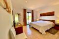 vente immobilier espagne costa brava: villa 187 m², 2° suite parentale, lit double, accès terrasse