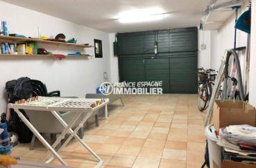 vente de maison costa brava: ref.3621, aperçu du garage avec des rangements