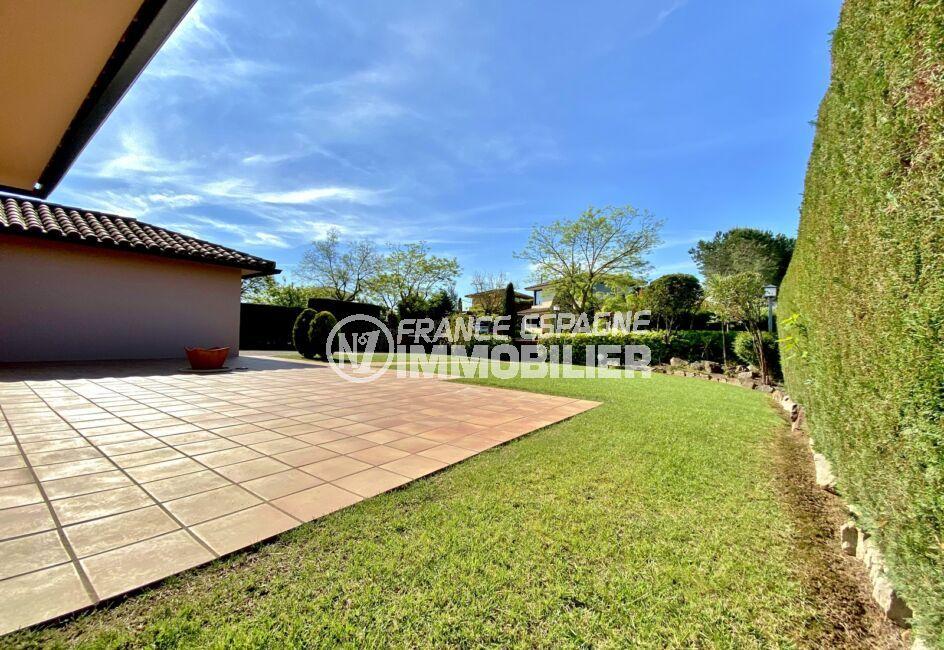 costabrava immo: villa 187 m², terrain 840 m² avec terrasse de 160 m²