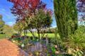 immo costa brava: villa 187 m², joli terrain arboré et fleuri sur terrain de 840 m²