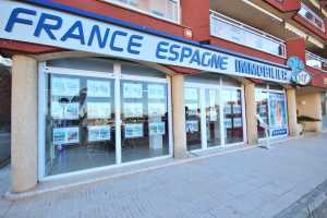 Agence ROSES N1 FRANCE ESPAGNE IMMOBILIER