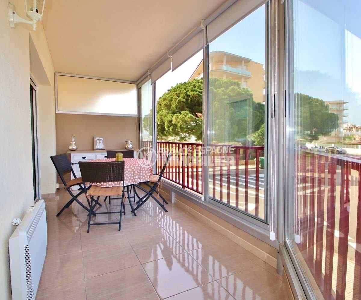 santa margarita, ref.3644, studio 36 m² avec grande véranda
