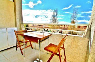 immo empuriabrava: studio ref.3639, meublé, plage et commerces à 50 m
