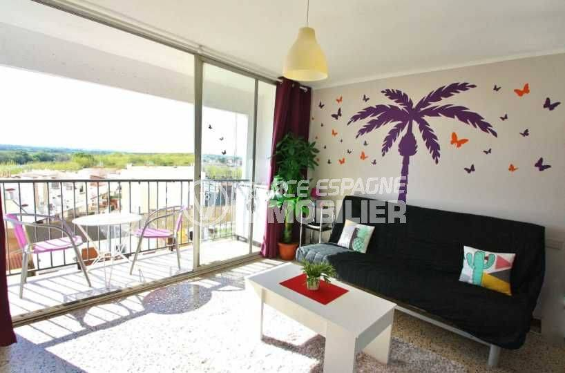 Appartement Empuriabrava proche plage