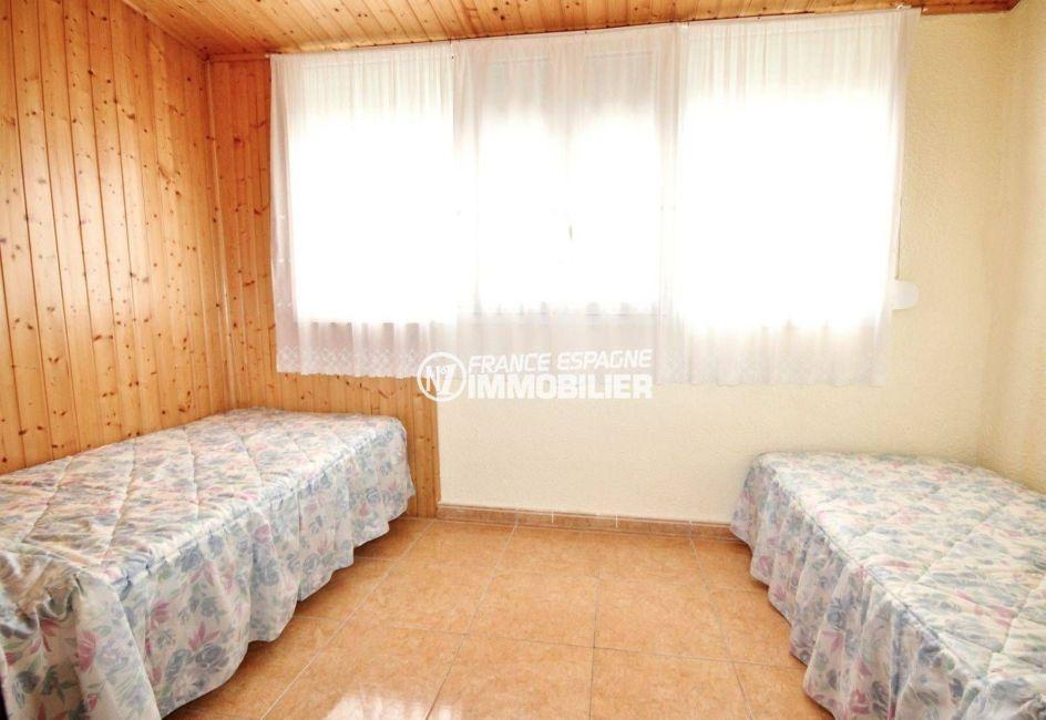 maison a vendre en espagne bord de mer pas cher, ref.3648, seconde chambre, 2 lits simples