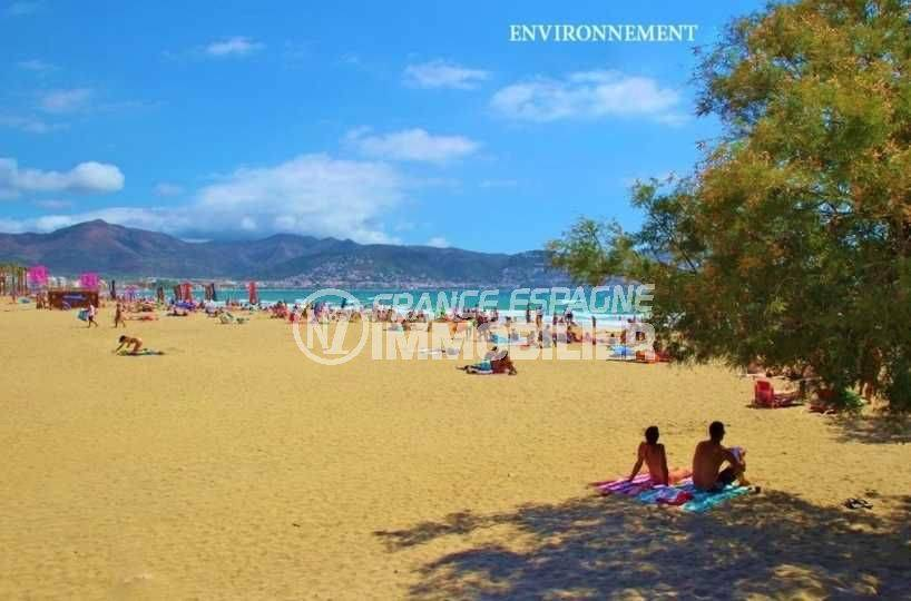 agence immobiliere rosas: studio ref.3644, aperçu plage à 1200 m
