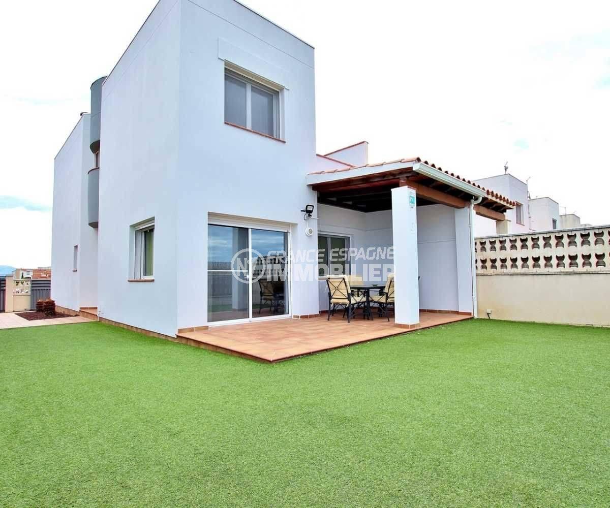 vente immobilier espagne -grande villa empuriabrava