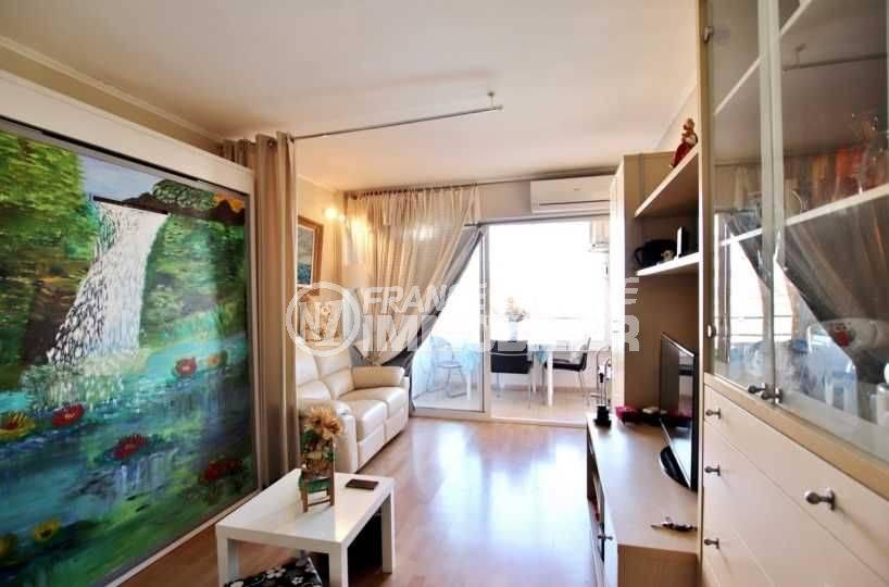 immo costa brava : appartement Santa Margarita, Roses, résidence standing
