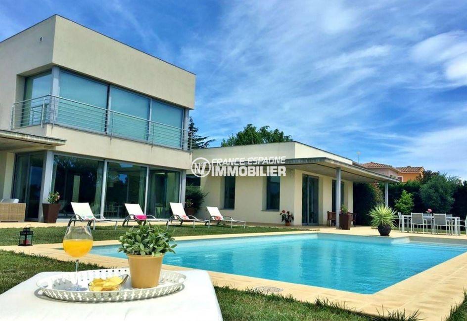 maison a vendre espagne costa brava, ref.3682, villa de 789 m² sur terrain de 1494 m²