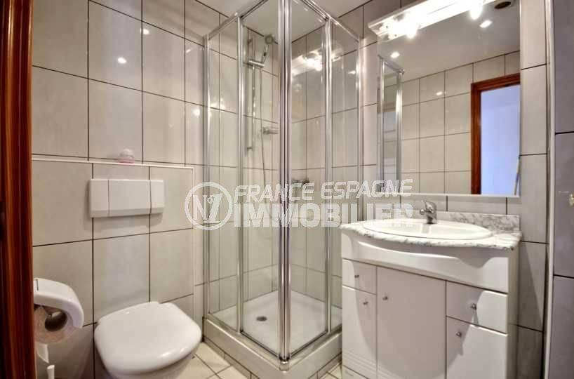 empuriabrava immobilier: appartement ref.3685, vue salle d'eau 1