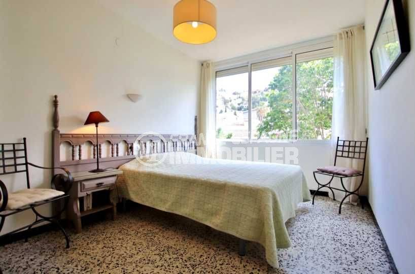 agence immobilière rosas: appartement ref.3679, première chambre avec lit double