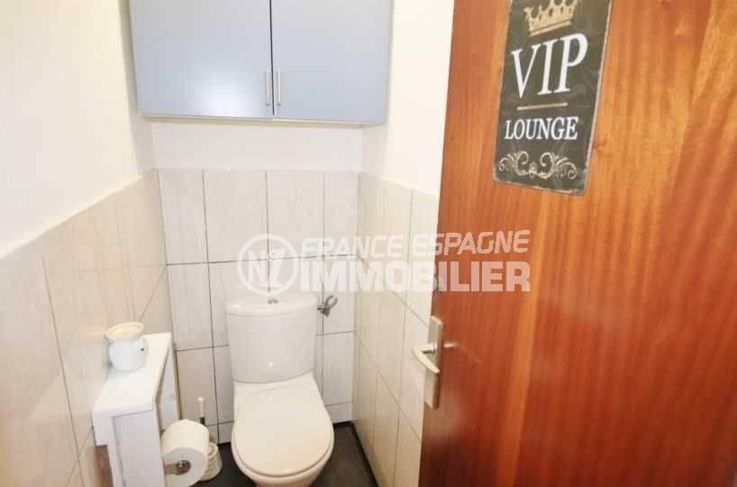 acheter appartement rosas, ref.3666, wc indépendant avec un rangement