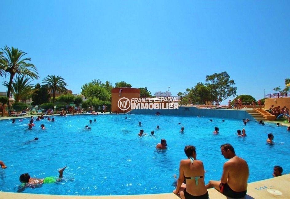 vente appartement santa margarita, 35 m², résidence avec piscine, proche plage