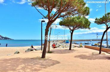 global immo rosas: appartement ref.3671, promenade près de la plage à proximité