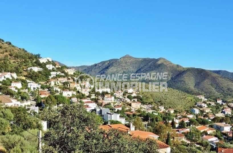 agence immobiliere costa brava: villa ref.3512, aperçu du paysage environnant
