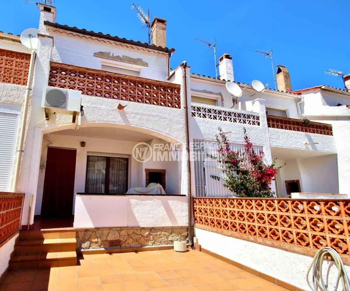 agence immobilier empuriabrava, jolie villa Empuriabrava